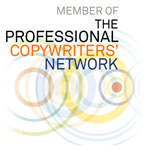 Member of the Professional Copywriters' Network.